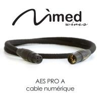 Nimed AES PRO A MKII cable digital