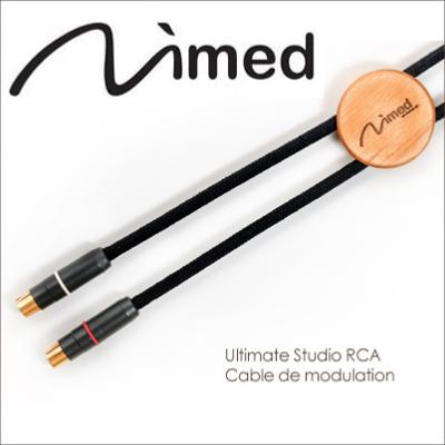 NIMED ULTIMATE STUDIO CABLE MODULATION RCA