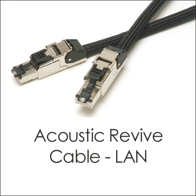 Acoustic Revive LAN 1.0 TRIPLE C câble LAN