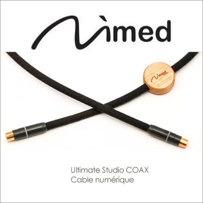 NIMED ULTIMATE STUDIO CABLE NUMERIQUE RCA