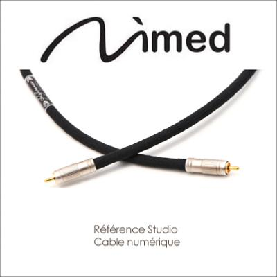 NIMED REFERENCE STUDIO CABLE COAX NUMERIQUE